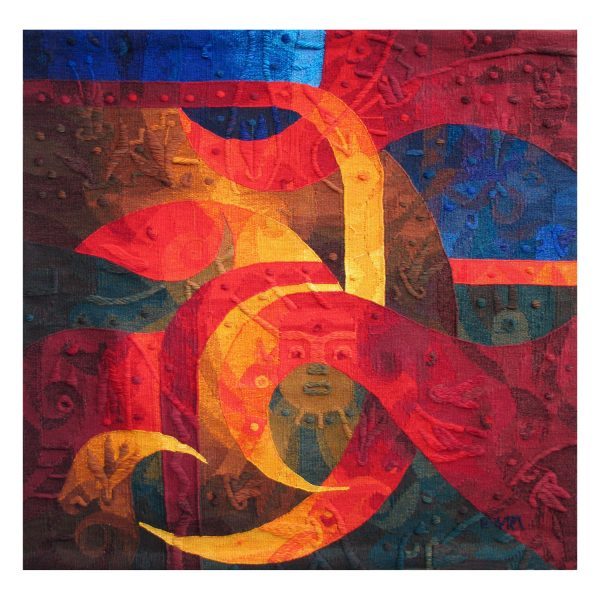 "Andean DawnSize: 47 x 47"""