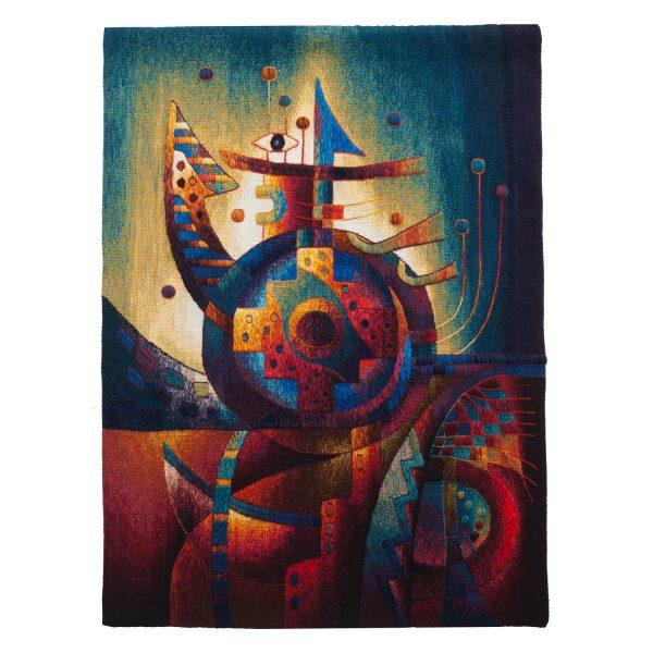"""Cosmic Harmony IIISize: 47 x 35"""""""