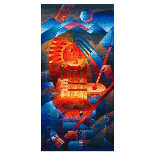"Wind MusiciansSize: 49 x 23"""